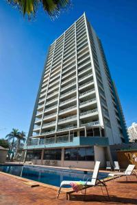 International Beach Resort - Surfers Paradise, Queensland, Australia