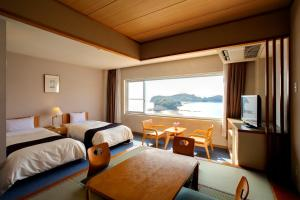 Shodoshima International Hotel, Ryokans  Tonosho - big - 14