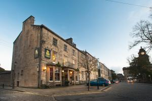 The Borough Lancaster in Lancaster, Lancashire, England