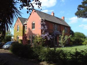 The Old Vicarage Bed and Breakfast in Wisbech, Cambridgeshire, England
