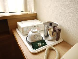 Hotel Route-Inn Mikawa Inter, Economy business hotely  Hakusan - big - 14