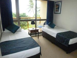 Coral Towers Holiday Suites, Apartmánové hotely  Cairns - big - 21