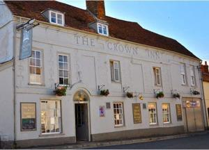 The Crown Inn in Benson, Oxfordshire, England