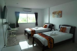 Phet Cha-am Plaza and Resort, Resort  Petchaburi - big - 50
