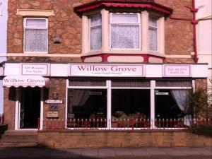 Willow Grove Hotel in Blackpool, Lancashire, England