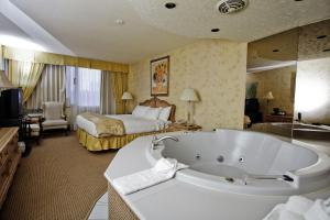 Superior Queen Room with Hot Tub - Non-Smoking