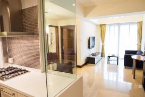 Yopark Serviced Apartment(Jing 'An Four Seasons)