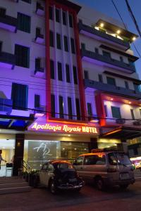 Apollonia Royale Hotel, Hotel  Angeles - big - 18