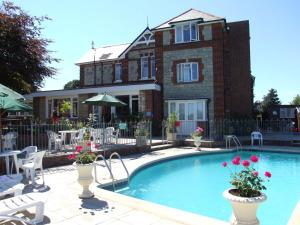 Eastmount Hall Hotel in Shanklin, Isle of Wight, England