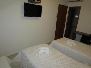 Standard Double Room with Two Single Beds