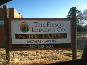 The Frisco Lodging Co.