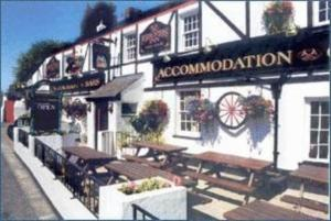 Foxhunters Inn in Ilfracombe, Devon, England