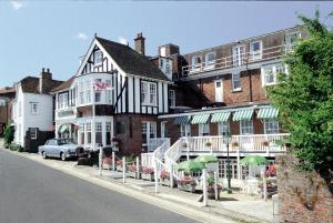 Rye Lodge Hotel & Spa in Rye, East Sussex, England
