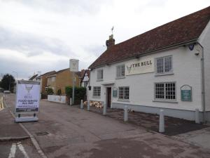 The Bull Hotel in Barton in the Clay, Bedfordshire, England
