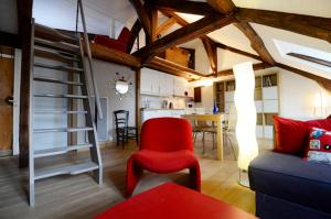 Friendly Rentals Marais High Apartment