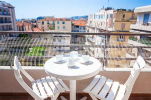 Place Massena Terrace Apartment