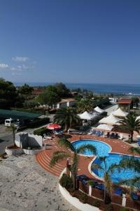 Hotel Talao, Hotels  Scalea - big - 21