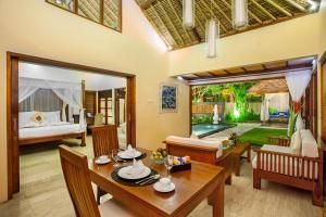 Balibaliku Beach Front Luxury Private Pool Villas