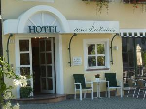 Photo of Hotel Am Rathaus   Hotel Reblaus