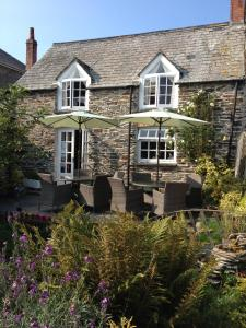 Althea Library Bed & Breakfast in Padstow, Cornwall, England