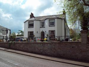 Bongate House in Appleby, Cumbria, England