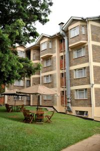 Methodist Guest House and Conference Centre, Penziony  Nairobi - big - 10