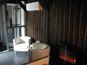 Les Troglos de Beaulieu, Bed and Breakfasts  Loches - big - 10