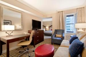 Two Double Beds Junior Suite