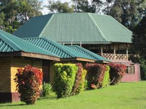 Photo of Iwokrama River Lodge