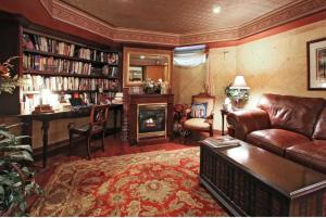 Library Wedding Suite