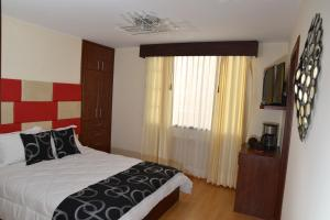 Ficoa Real Suites, Отели  Ambato - big - 22