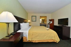 Suite with 1 King Bed and 2 Double Beds - Non-Smoking