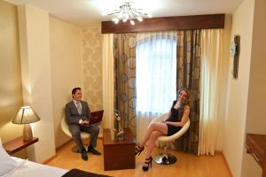 Ficoa Real Suites, Отели  Ambato - big - 36