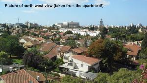 Kfar Saba View Apartment, Apartments  Kefar Sava - big - 5