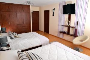 Ficoa Real Suites, Отели  Ambato - big - 18