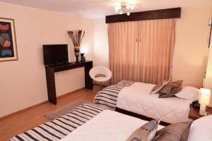 Ficoa Real Suites, Отели  Ambato - big - 23