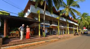 Silver Sands Sunshine - Angaara, Hotels  Candolim - big - 53