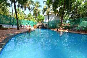 Silver Sands Sunshine - Angaara, Hotels  Candolim - big - 56