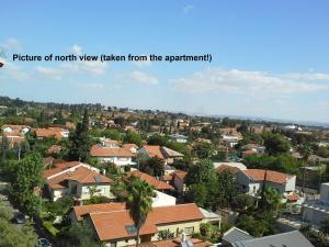Kfar Saba View Apartment, Apartments  Kefar Sava - big - 4