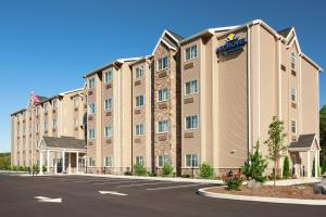 Microtel Inn & Suites Wilkes Barre
