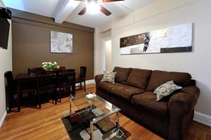 Two Bedroom Apartment- West 34th Street, Apartmány  New York - big - 9