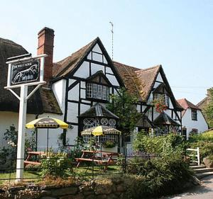 White Horse Inn in Woolstone, Oxfordshire, England