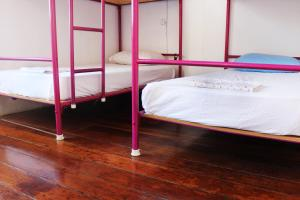 Bed in Mixed 9-Bed Dormitory Room