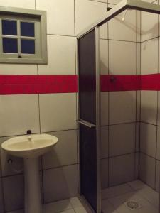 Twin Room with Shared Shower and Toilet
