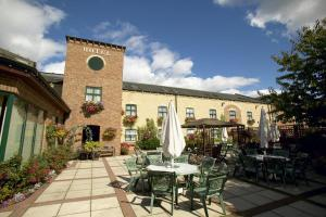Corn Mill Lodge Hotel in Leeds, West Yorkshire, England