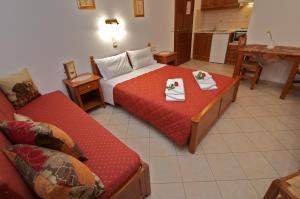 Guesthouse Papagiannopoulou, Apartments  Zagora - big - 9