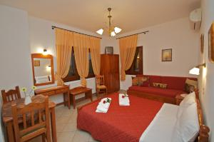 Guesthouse Papagiannopoulou, Apartments  Zagora - big - 10