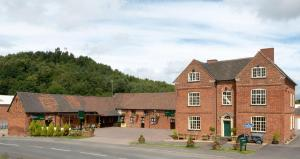 The Barns Hotel in Cannock, Staffordshire, England
