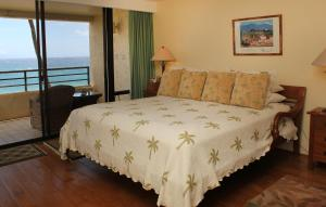Deluxe Two-Bedroom Apartment with Ocean Front View