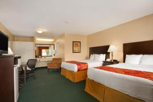 Queen Suite with Sofa Bed